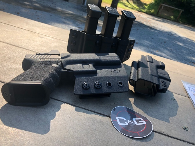 C&G Holster Review